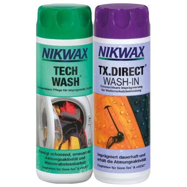 Tech Wash + TX Direct