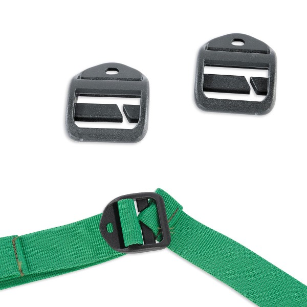 Open Ladderlock 25 mm QA/pair
