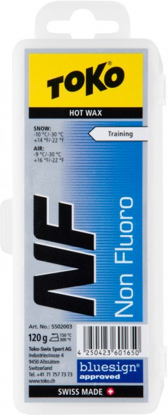 NF Hot Wax blue 120g