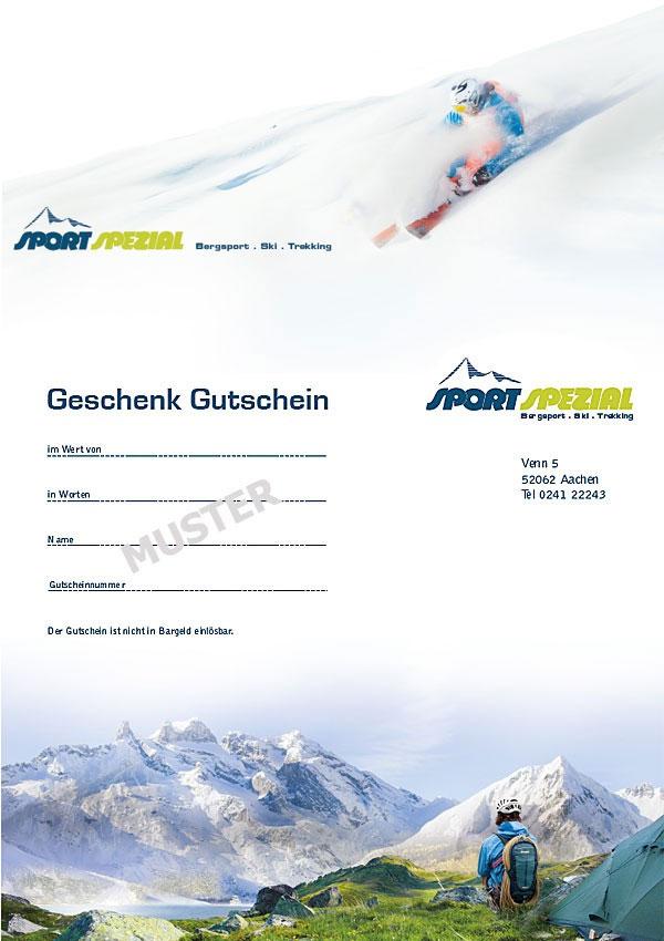 Snowboard Gutschein